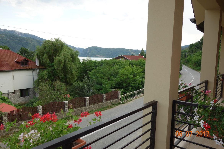 Imagine de pe balcon