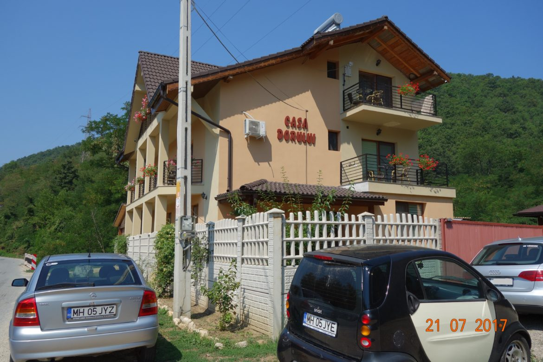 Casa Dorului - cazare Clisura Dunarii