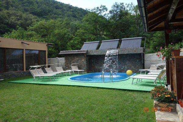 piscina incalzita